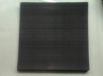 黑丝布方片
