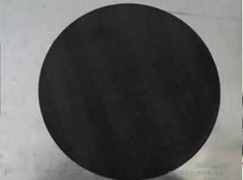 上海黑丝布镀锌网